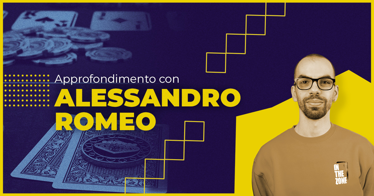 Alessandro Romeo bluff hand review giacomo grossi